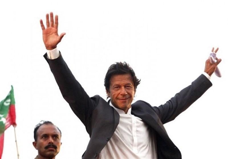 عمران خان: هیچ وقت مانع اعتصاب فضل الرحمان نخواهیم شد