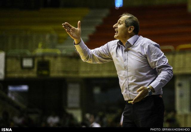 مهرام پیروز جدال حساس هفته دوم لیگ برتر بسکتبال