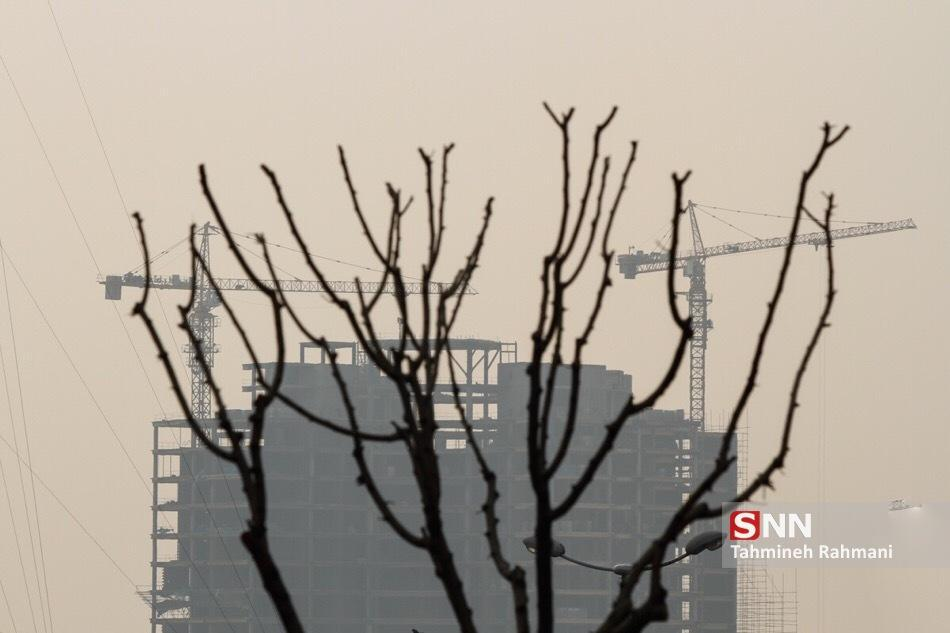 آسمان تهران صاف، اما آلوده، جوی پایدار تا آخر هفته حاکم است