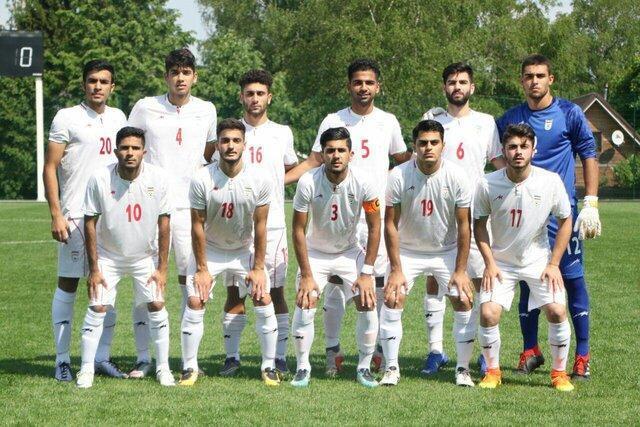 ایران 2 - امارات صفر، جوانان ایرانی مقتدرانه به دور بعد صعود کردند