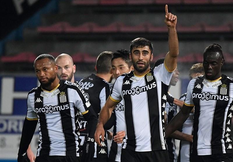 ژوپیلر لیگ بلژیک، صعود شارلوا به رده دوم جدول با گل های رضایی، شکست یوپن در حضور ابراهیمی