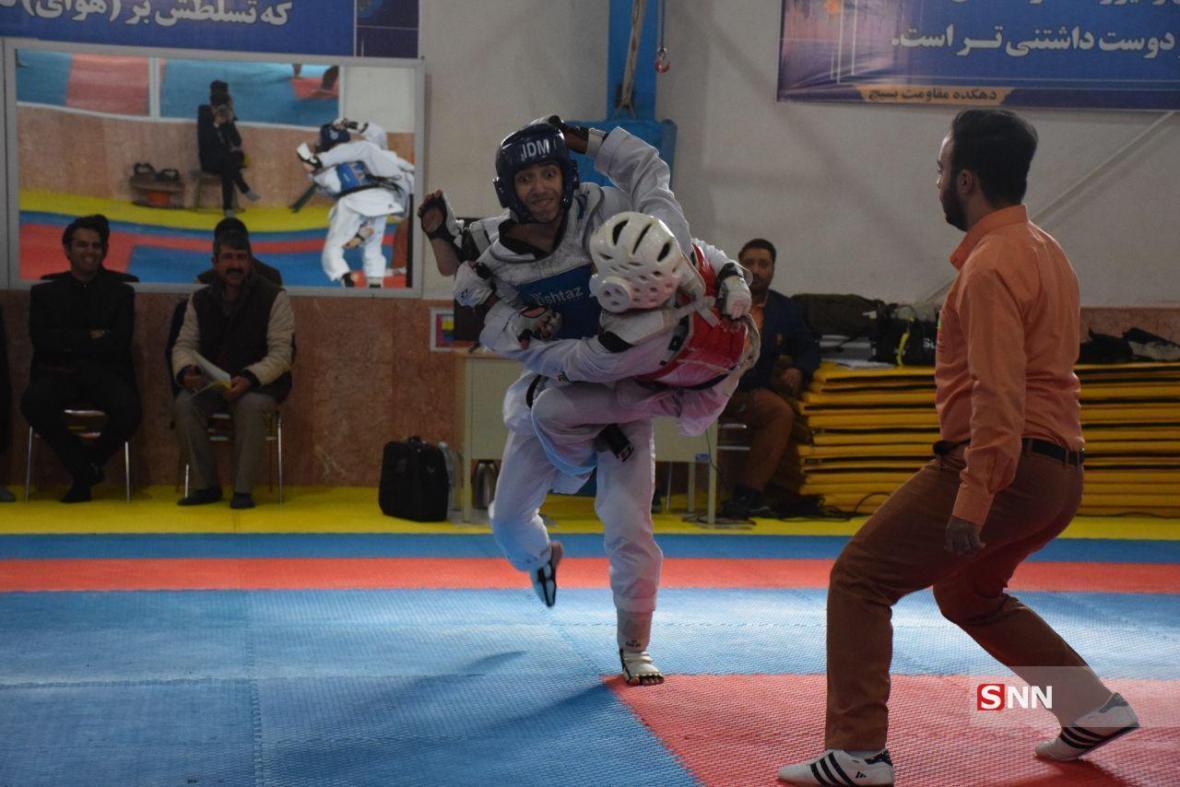 دانشگاه بجنورد در المپیاد ورزشی دانشگاه های خراسان شمالی به مقام قهرمانی دست یافت