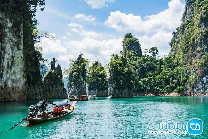 کشوری با جزایری شگفت انگیز و دیدنی در آسیا