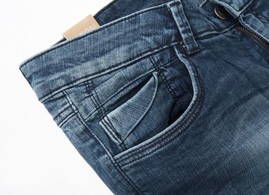 پارچه جین باکیفیت ایرانی با نام برند خارجی عرضه می گردد