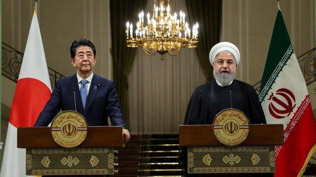 سخنگوی دولت ژاپن: روحانی و شینزو آبه جمعه دیدار می کنند