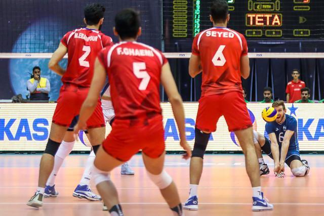 14 بازیکن دعوت شده به تیم ملی والیبال اعزامی به قهرمانی آسیا