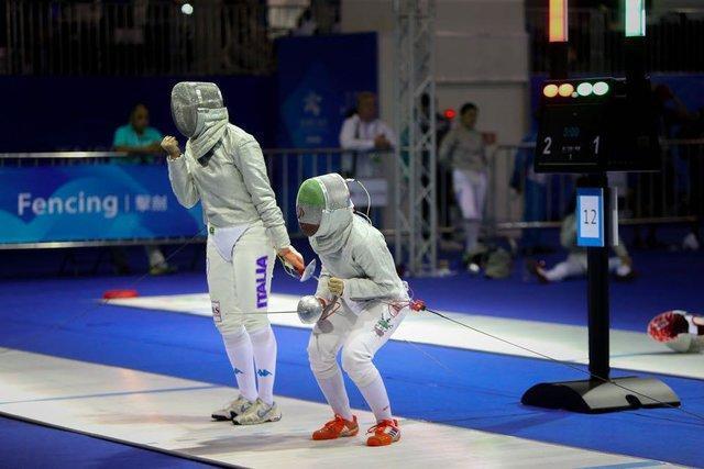 بانوان سابریست ایران ششم آسیا شدند