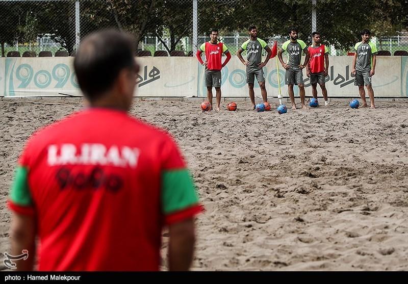 سفر تیم ملی فوتبال ساحلی به تایلند و اعلام برنامه تمرینی پیش از مسابقات