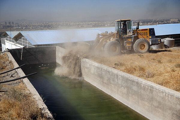 آزادسازی140 میلیارد تومان اراضی دولت در البرز