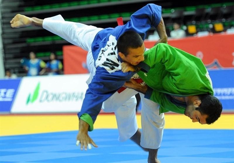 قهرمانی ایران در مسابقات کوراش قهرمانی جوانان آسیا