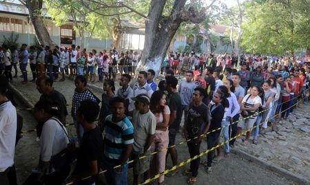 برگزاری انتخابات پارلمانی در تیمور شرقی