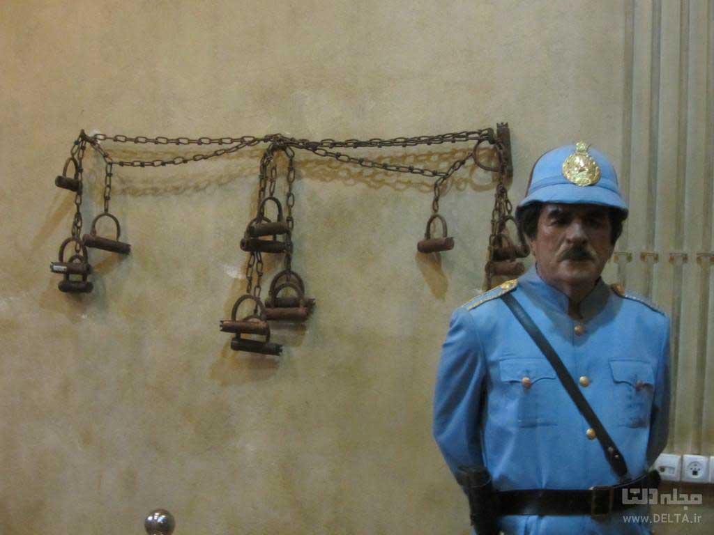 باغ موزه قصر؛ نخستین زندان تهران (