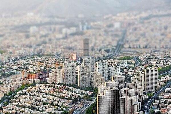 جدیدترین قیمت آپارتمان در تهران ، عمده فایل ها با عمر بنای بیش از 15 سال