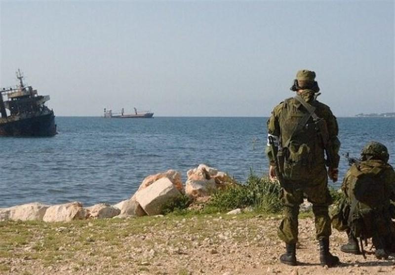 برگزاری رزمایش مشترک روسیه و سوریه در طرطوس