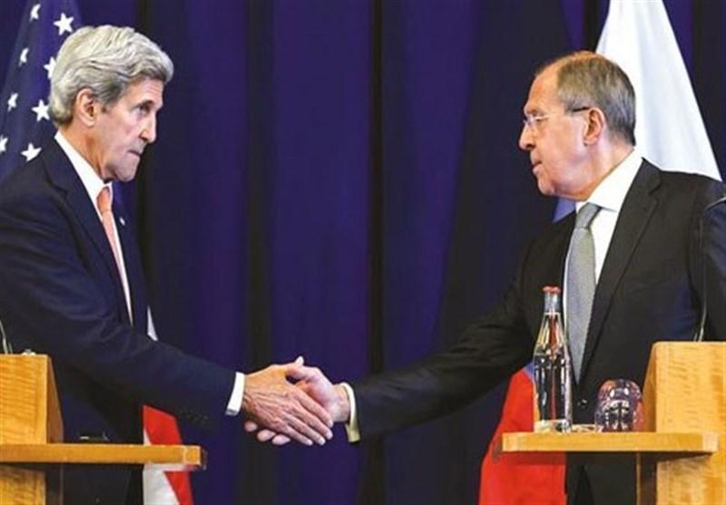 وزیران خارجه روسیه و آمریکا در رم با هم ملاقات می نمایند