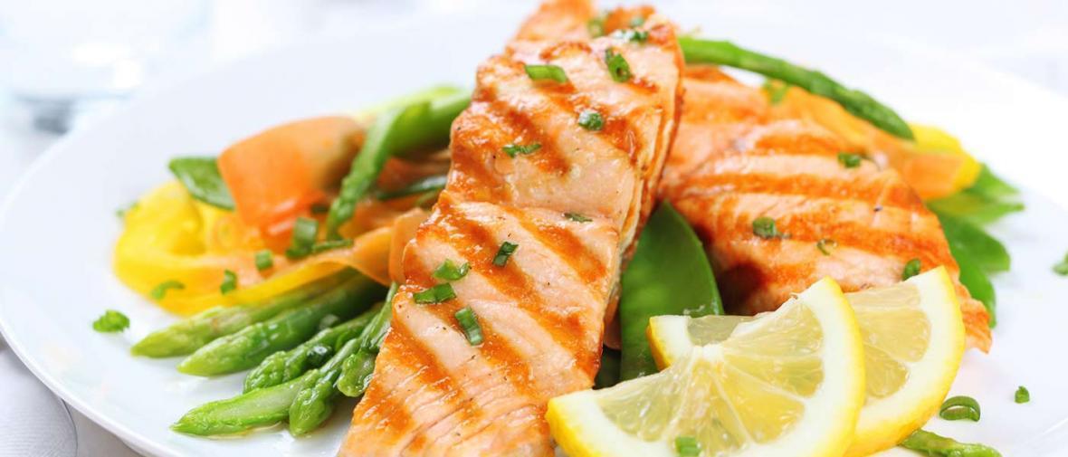 ماهی میل کنید تا افسرده نشوید