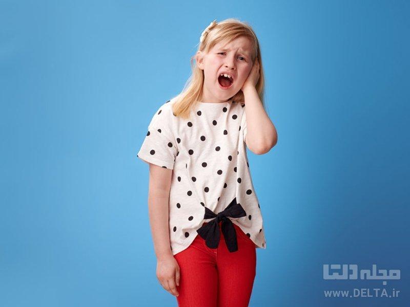 درمان فوری گوش درد بچه ها در خانه