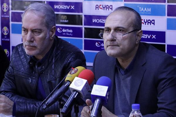 طباطبایی: سرمربی و مربی تیم ملی نقشی در حواشی اخیر لیگ نداشتند