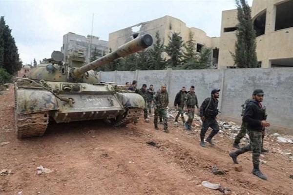 اتحادیه اروپا و کانادا برقراری آتش بس در سوریه را خواهان شدند