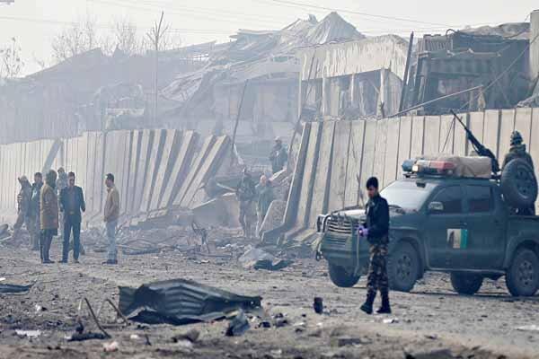27 کشته و 29 زخمی در حمله مسلحانه به مراسمی در کابل