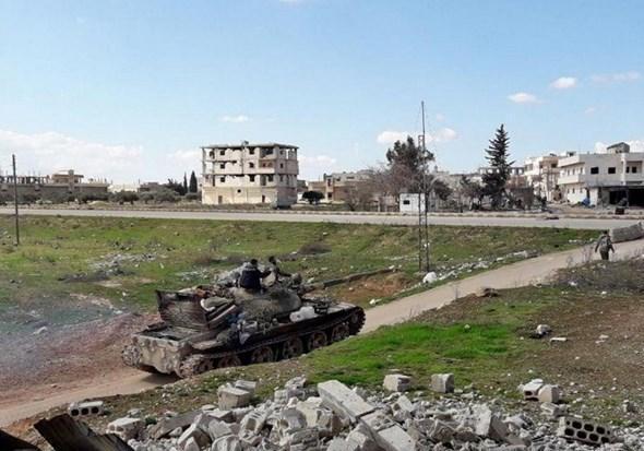 مسکو: تروریست ها در ادلب 19 بار آتش بس را نقض کردند