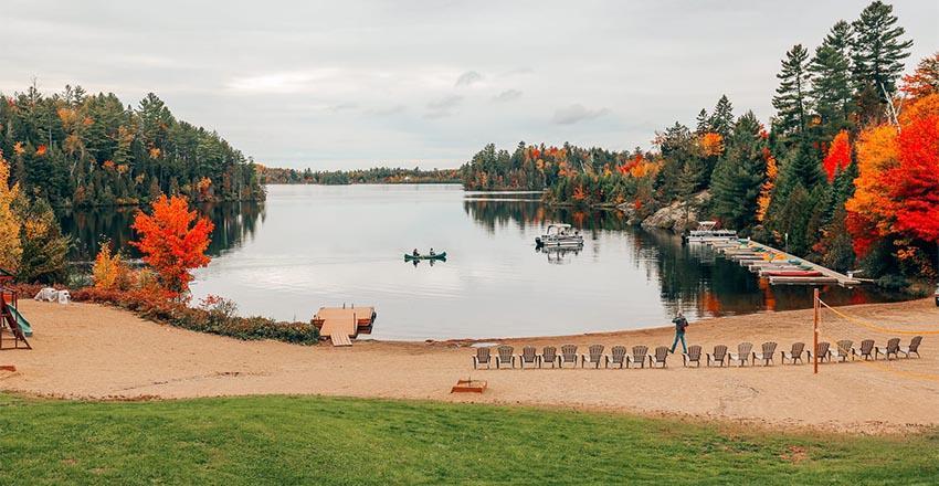 بهترین مناظر کبک کانادا برای عکاسی