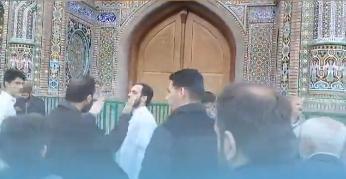 متعرضین به حریم کریمه اهل بیت (س) باید بازداشت شوند