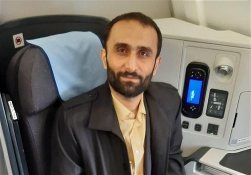 جلال روح الله نژاد ایرانی زندانی در فرانسه آزاد شد