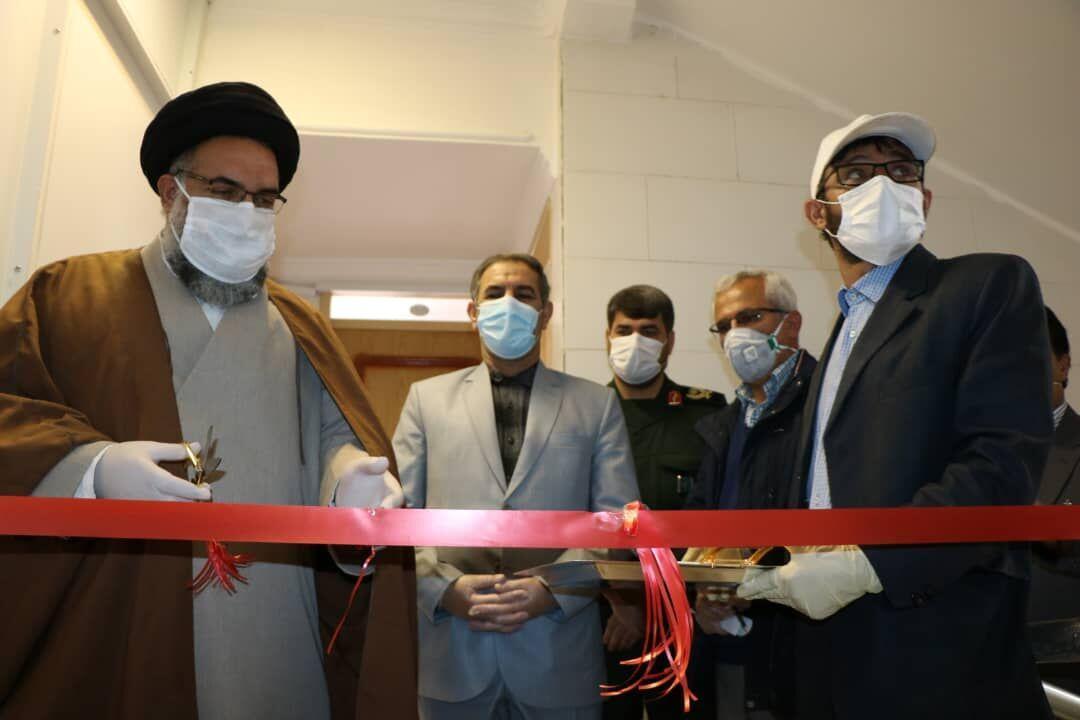 خبرنگاران آزمایشگاه ویروس شناسی کهگیلویه و بویراحمد افتتاح شد