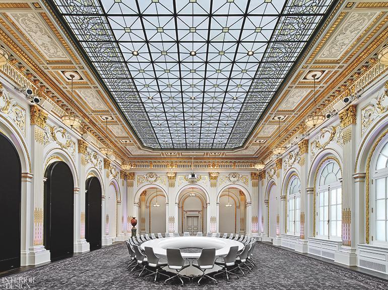 بازسازی ساختمان تجاری کلاسیک