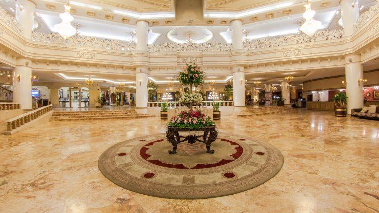 بهترین هتل مشهد کدام است؟