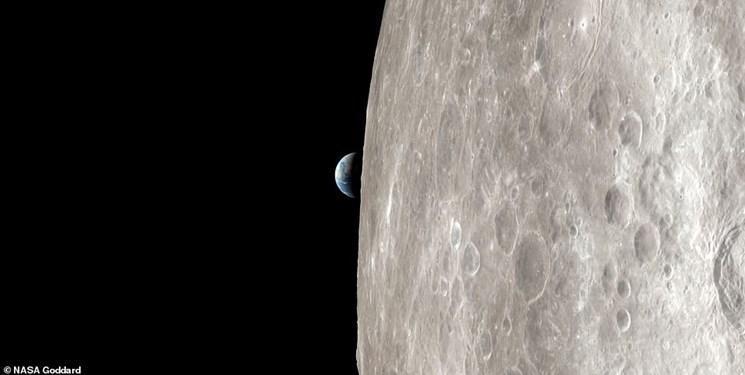 نخستین نقشه کامل از ماه منتشر شد