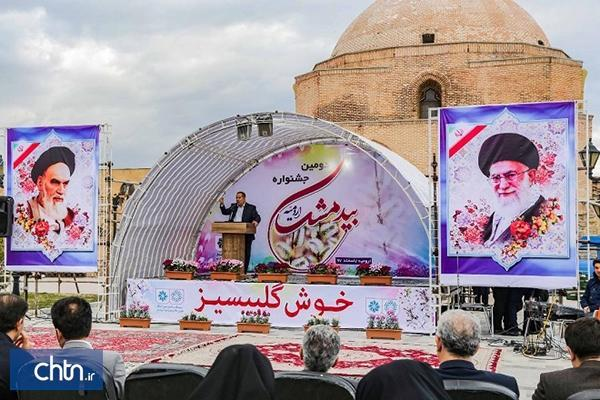 برگزاری جشنواره های فصلی فرصتی بی نظیر برای رونق گردشگری آذربایجان غربی
