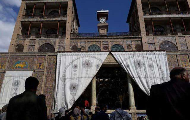 کاخ گلستان در امان است ، بررسی تاب آوری کاخ در مقابل زلزله در دستور کار