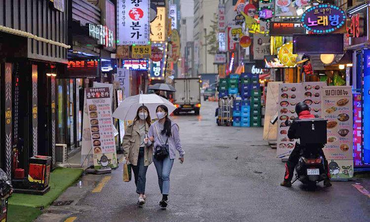 کرونا نرفته است ، افزایش ناگهانی تعداد مبتلایان در چین و کره جنوبی