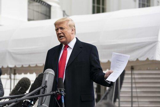 ترامپ: گارد ملی به اعتراضات انتها داد، 10 سال طول می کشد تا اقتصاد آمریکا احیا شود