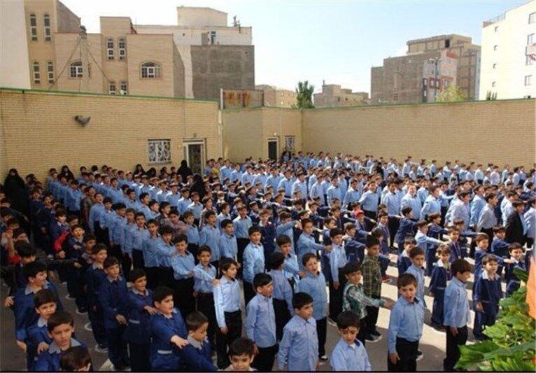 خبرنگاران طرح تدبیر در 533 مدرسه ابتدایی قزوین اجرا شد