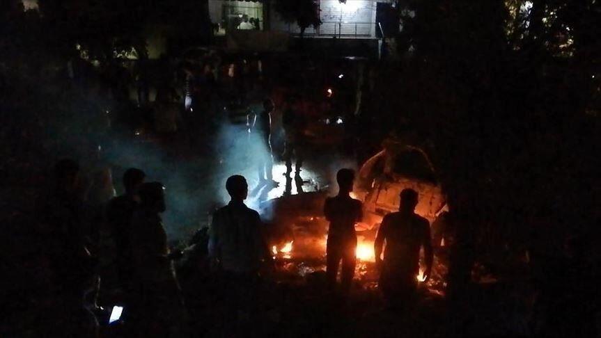 یک کشته در انفجار بمب در عفرین سوریه