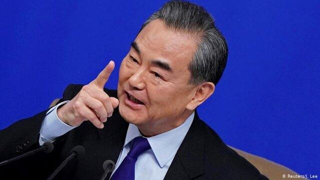 وزیر خارجه چین: آمریکا گستاخ شده پاسخ قاطعی خواهیم داد