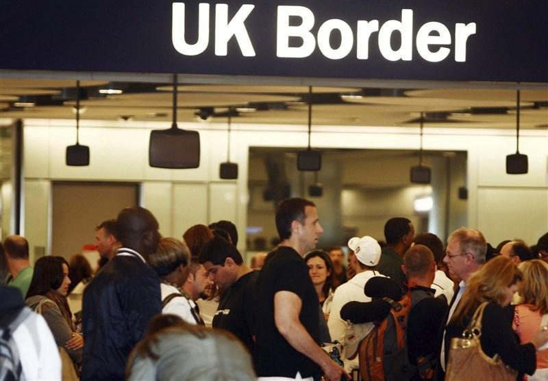 تقابل فرانسه و انگلیس بر سر قرنطینه مسافران دو کشور