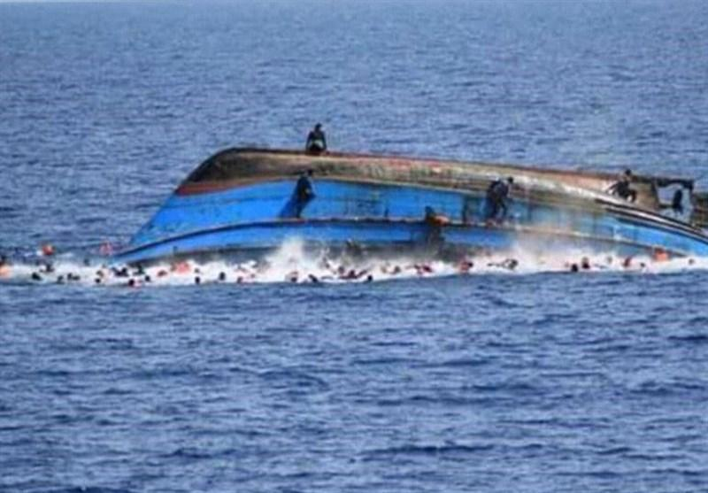 غرق 40 پناهنده در سواحل موریتانی