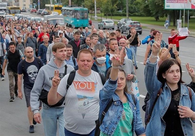 وزیر خارجه بلاروس: تغییرات در کشور، نباید به بهای انقلاب باشد