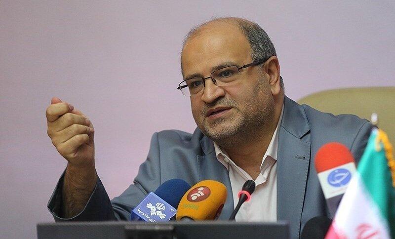 هشدار زالی: تهران؛ همچنان قرمز ، آمار بستری از ترخیصی ها بیشتر است ، درخواست از شهروندان برای پرهیز از سفر غیرضروری در تعطیلات پیش رو