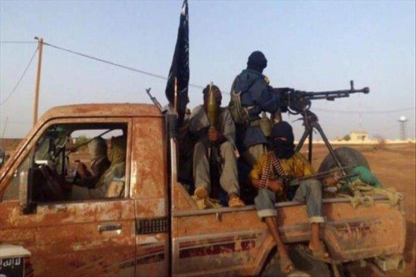 کشته شدن نیروهای گارد مرزی عراق در حمله داعش