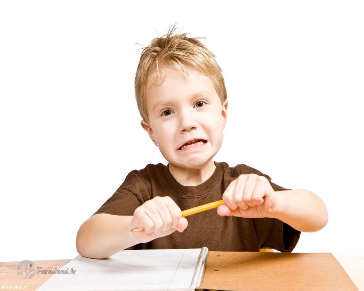 درمان تیک های عصبی در کودکان