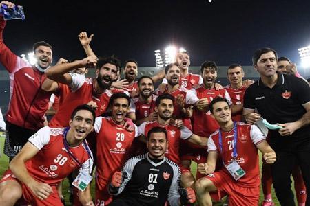 6 بازیکن پرسپولیس در تیم منتخب مرحله نیمه نهایی لیگ قهرمانان آسیا