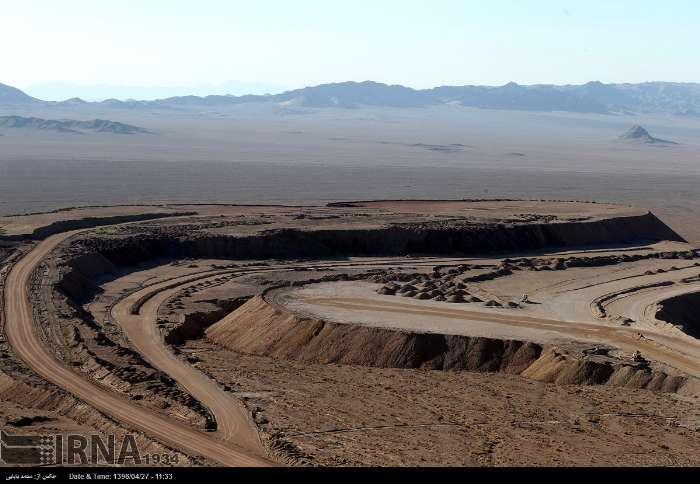 4500 معدن غیرفعال در کشور