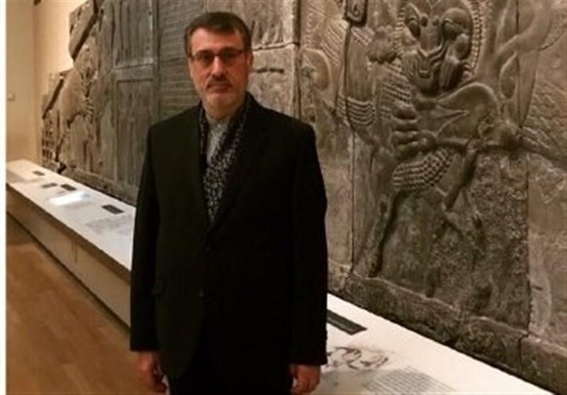 واکنش سفیر ایران در لندن به تحریم وزیر نفت