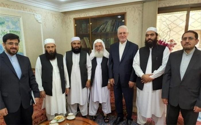 حضور هیاتی از طالبان در سفارت ایران در قطر به دنبال ترور شهید فخری زاده