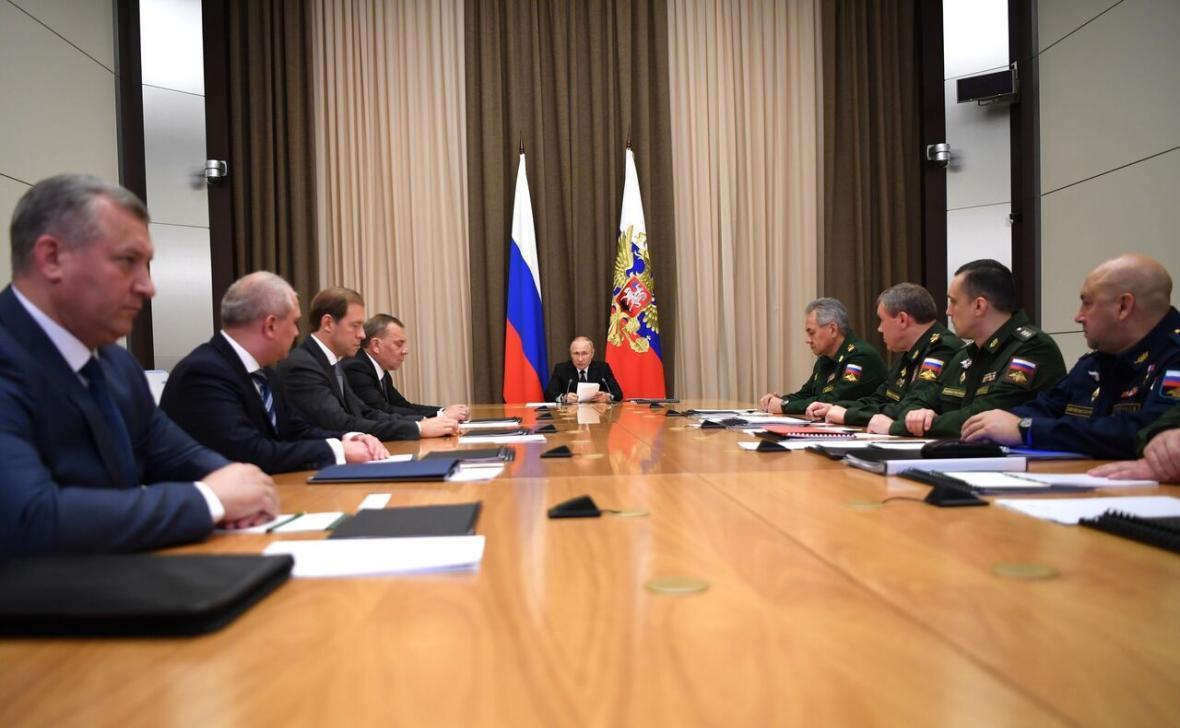 خبرنگاران پوتین: توانمندی اتمی روسیه باید افزایش یابد